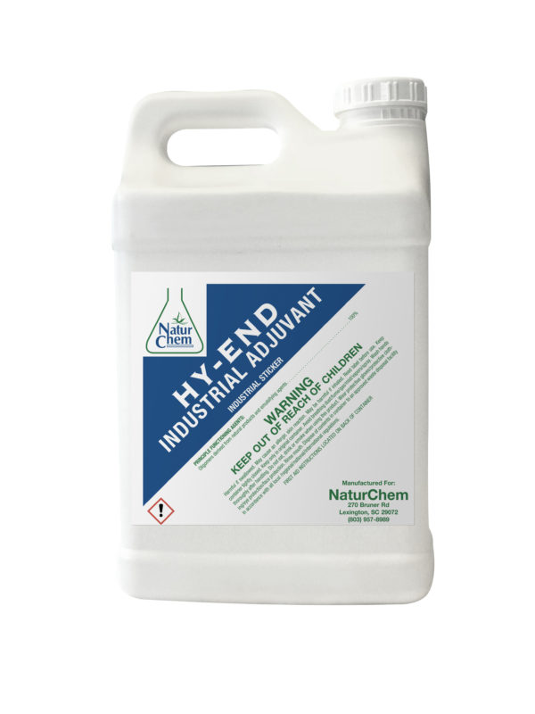 NaturChem Industrial Adjuvent - Post-Emergent