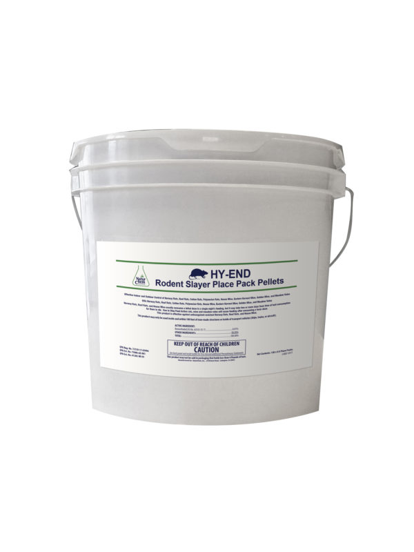 HY-ENDRodent Slayer Pellets bucket