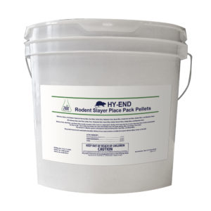 HY-END Rodent Slayer Pellets - rat repellent