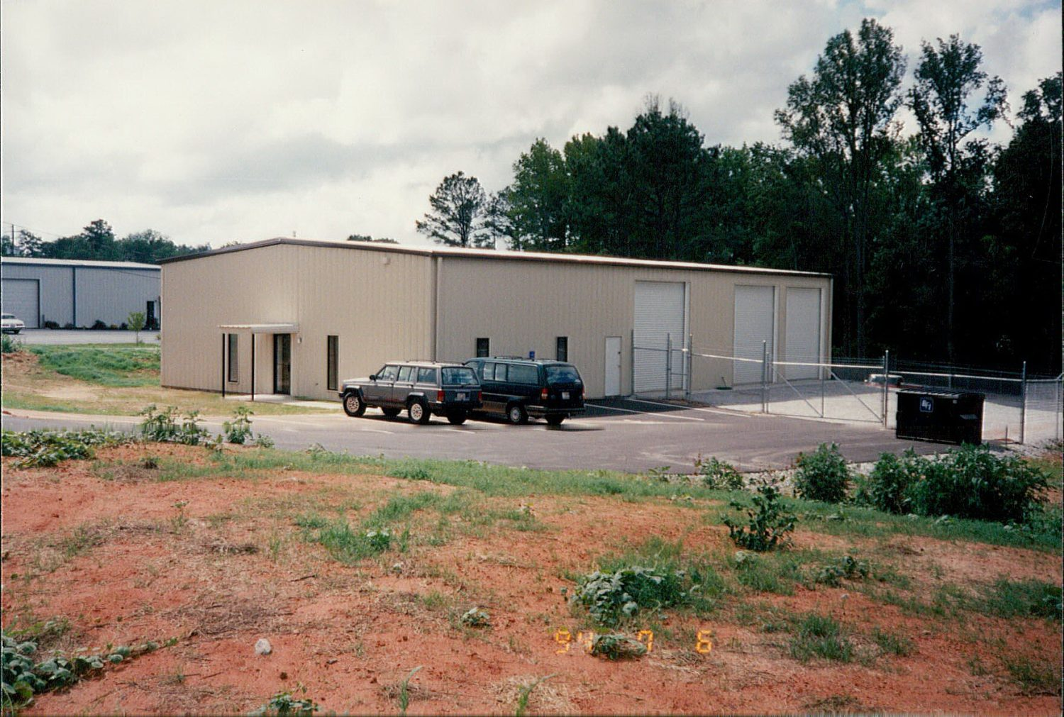 NaturChem Conyers Georgia Office in 1993