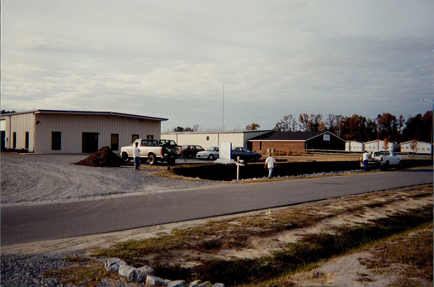 NaturChem Greenville, NC Office 1995