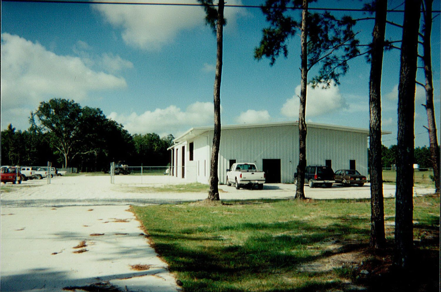 NaturChem Lake City Office in 1998